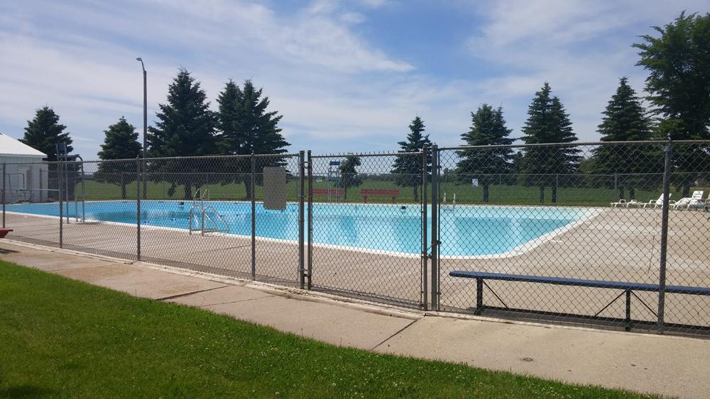 northwood swimming pool